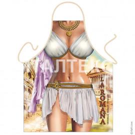 "Прикольный фартук для женщины 57х75 ""GRAND TEXTIL"" Артикул: Римлянка"