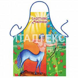 """Прикольный фартук для кухни 57х75 """"ITATI"""" Артикул: Знак зодиака: Стрелец"""