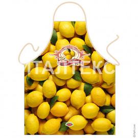 "Прикольный фартук для ребенка 57х75 ""ITATI"" Артикул: Лимоны"