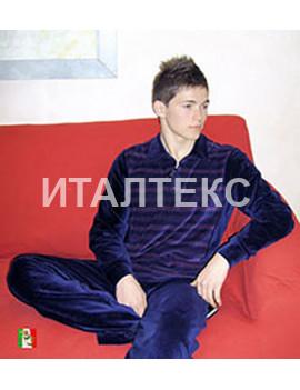 "Велюровый мужской домашний костюм ""FERRUCCI""Артикул: Малесиа"
