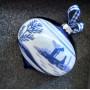 Ёлочный шарик 8 см Артикул: Луковка