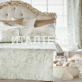 """Элитное одеяло-покрывало на кровать 260х270 """"BLUMARINE"""" Артикул: Луксури"""