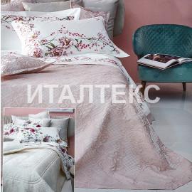 """Элитное одеяло-покрывало на кровать 260х270 """"BLUMARINE"""" Артикул: Клессидра"""