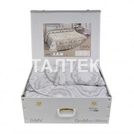 """Одеяло-покрывало 260х270 + 2 декоративные подушки """"ASCOLESE"""" Артикул: Паола"""