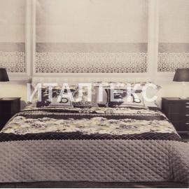 """Элитное одеяло-покрывало на кровать 265х270 """"ROCCOBAROCCO"""" Артикул: Каррие"""
