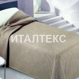 """Тонкое вафельное покрывало на кровать 220х270 """"TEX GAL"""" Артикул: Манила"""