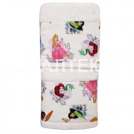 "Детские махровые полотенца в наборе 2 штуки ""HELEN"" Артикул: Бэби 5 (русалочка)"