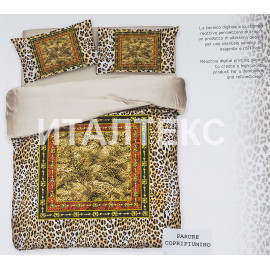 "Элитное постельное бельё + одеяло евро + ""GF FERRARI"" Артикул: Виттория"