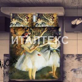 "Элитное постельное белье 3D евро ""MATTEO BOSIO"" Артикул: SD 03-MB"