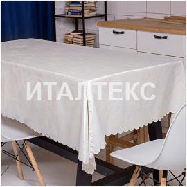 "Скатерть на кухонный стол 140х180 ""GRAND TEXTIL"" Артикул: Жаккард"