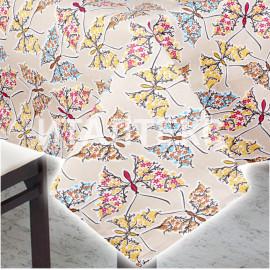 """Скатерть на стол 140х180 """"VALLEPIANO"""" Артикул: Диннер (бабочки разноцветные)"""