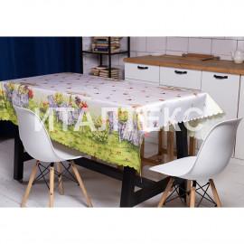 """Скатерть на кухонный стол 140х180 """"GRAND TEXTIL"""" Артикул: Лоира"""
