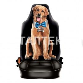 """Прикольный чехол в автомобиль """"ITATI"""" Артикул: Собака"""