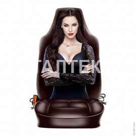 """Прикольный чехол в автомобиль """"ITATI"""" Артикул: Темная леди"""