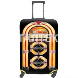 """Чехол на чемодан """"ITATI"""" Артикул: Музыкальный аппарат"""