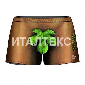 """Прикольные трусы-боксеры """"ITATI"""" Артикул: Адам (22233)"""