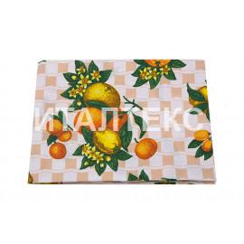 "Кухонные полотенца 12 штук 50х70 ""VALLEPIANO"" Артикул: Диннер апельсины"