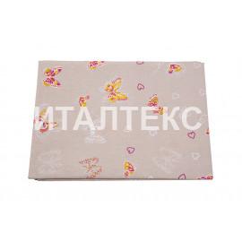 "Кухонные полотенца 12 штук 50х70 ""VALLEPIANO"" Артикул: Диннер бабочки желтые"