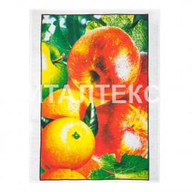 "Набор из двух кухонных полотенец 50х70 ""GRAND TEXTIL"" Артикул: Вильма НП (фрукты)"