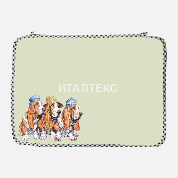"Комплект обеденных салфеток 2 штуки ""ITATI"" Артикул: Три товарища"