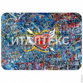 """Прикольный декоративный коврик 48х67 """"ITATI"""" Артикул: 23012 (Ромео и Джульетта)"""