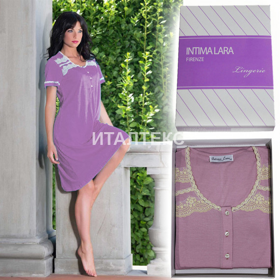 """Женская ночная сорочка """"VENUS"""" Артикул: 5207"""