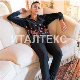 """Бархатный женский домашний костюм """"ETHEL"""" Артикул: Т-70"""