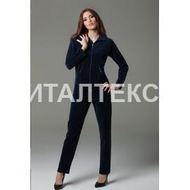 """Велюровый женский домашний костюм """"DIVAS"""" Артикул: CN-212"""