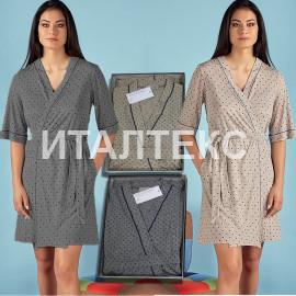 "Женский домашний халат ""VILFRAM"" Артикул: 10661"