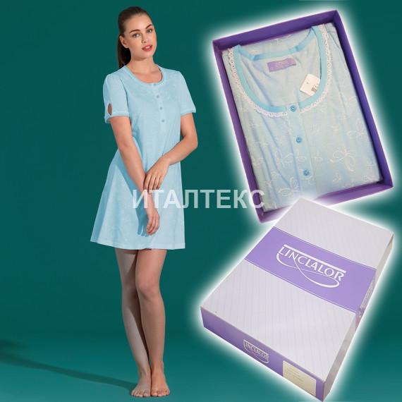 """Женская ночная сорочка """"LINCLALOR"""" Артикул: 74375"""