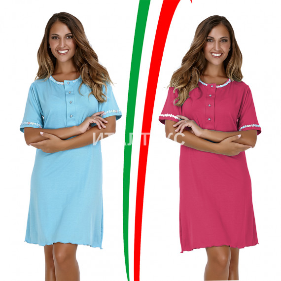"Женская ночная сорочка ""LA BIRBA"" Артикул: 876"