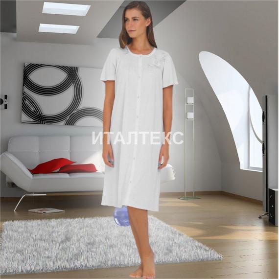 """Женская ночная сорочка на пуговицах """"LINCLALOR"""" Артикул: 71251"""