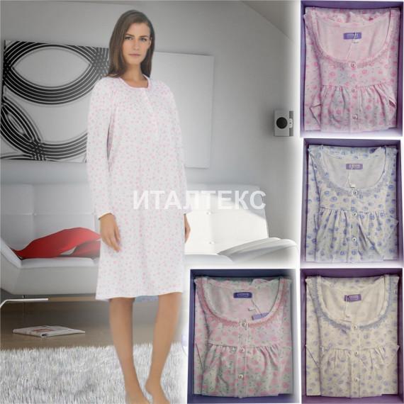 """Женская ночная сорочка """"LINCLALOR"""" Артикул: 74175"""