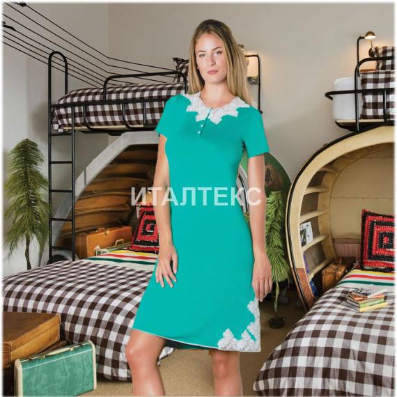 """Женская ночная сорочка """"VENUS"""" Артикул: 5993"""
