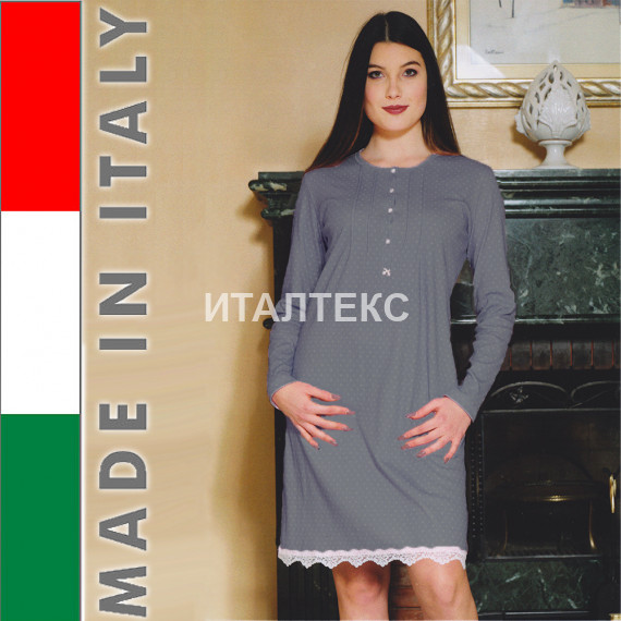 """Женская ночная сорочка """"VILFRAM"""" Артикул: 50706"""