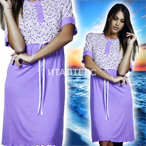 "Женская ночная сорочка ""LA BIRBA"" Артикул: 842"